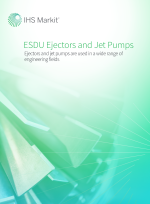 ESDU Ejectors and Jet Pumps